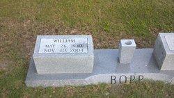 """Charles William """"Bill"""" Bopp, Jr"""
