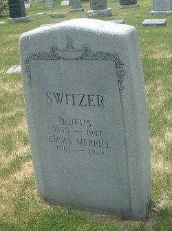 Rufus B. Switzer