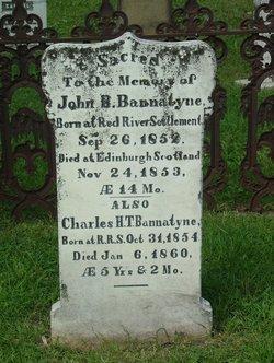John Ballenden Bannatyne