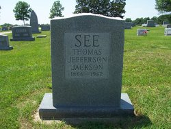 Thomas Jefferson Jackson See