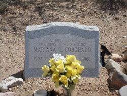 Mariana <I>Lares</I> Coronado