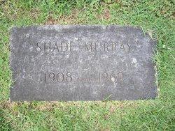 Shade Murray