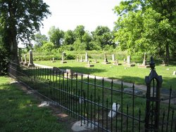 Mathew H. Ritchey Family Cemetery