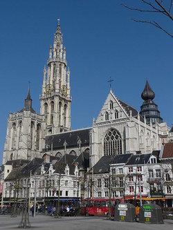 Antwerpen Onze-Lieve-Vrouwekathedraal