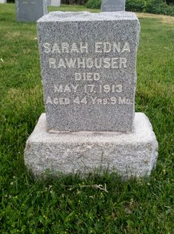 Sarah Edna Rawhouser
