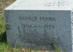Harold C. Fonda
