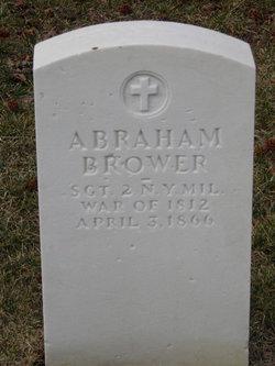 Abraham Brower