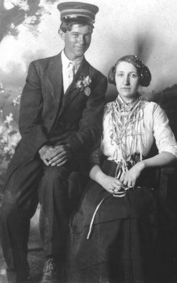 Mamie Augusta Frederika <I>Hoeckelberg</I> Magnuson