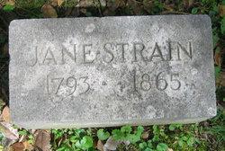 Jane <I>Higgins</I> Strain