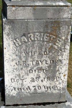 Harriet E. Taylor