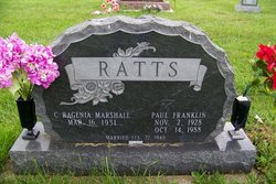 Paul Franklin Ratts