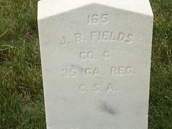 Pvt John B Fields