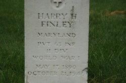 Harry H Finley