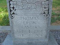 Thomas Ervin Laster