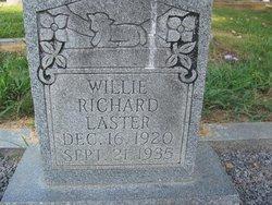 Willie Richard Laster