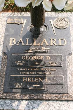 Rev George D Ballard