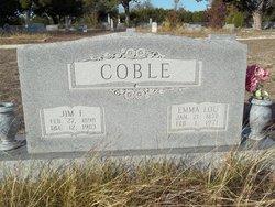 Jim F Coble