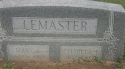 Charles Edward Lemaster