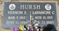 LaVanche <I>Christian</I> Hursh