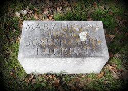 Mary Lorena <I>White</I> Lockett