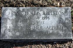 Frank Hollis Appleton