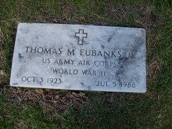 Thomas Melton Eubanks Jr.