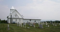 Patmos Lutheran Church Cemetery
