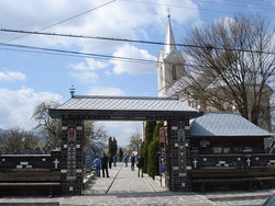 Merry Cemetery (Cimitirul Vesel)