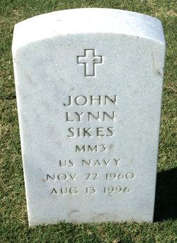 John Lynn Sikes