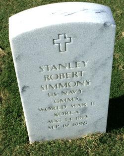 Stanley Robert Simmons