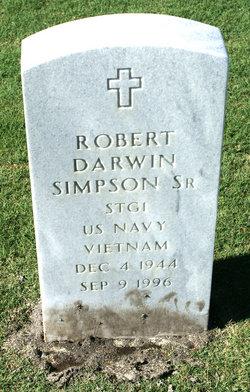 Robert Darwin Simpson, Sr