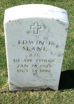 Edwin L Slane