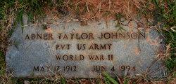 Abner Taylor Johnson