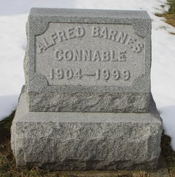 Alfred Barnes Connable Jr.