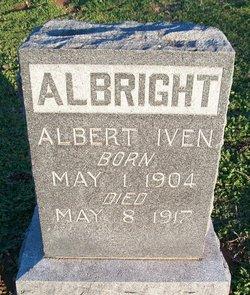 Albert Iven Albright