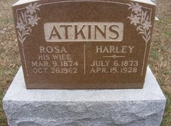 Rosa May <I>Gubbleman</I> Atkins
