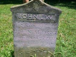 John W Ogg