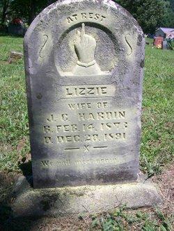 Lizzie Hardin