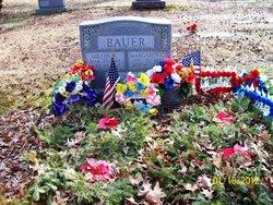 Margaret Grace <I>Oliges</I> Bauer