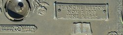 Alice Blanche <I>Helton</I> Bledsoe