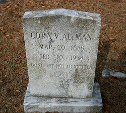 Cora V. <I>Collins</I> Altman