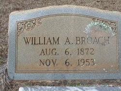 William Alexander Broach