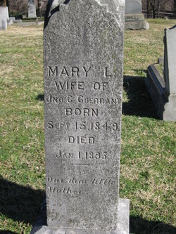 Mary Ligon <I>Hamlin</I> Guerrant