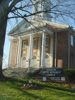 Ardmore United Methodist Columbarium