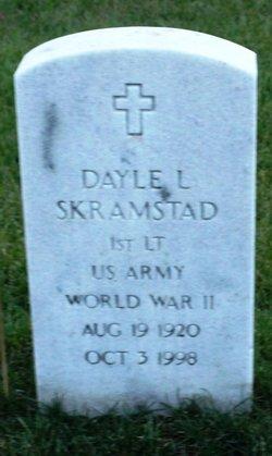 Dayle Lawrence Skramstad