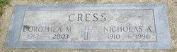 Nicholas A. Cress