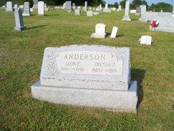 Tressa Z <I>McCracken</I> Anderson