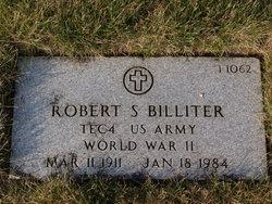 Robert S Billiter