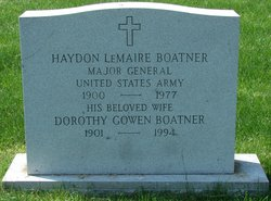 Dorothy <I>Gowen</I> Boatner