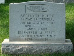 "Elizabeth ""Betty"" <I>March</I> Brett"